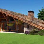 Casele din lemn