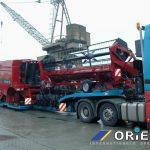 Transportul efectuat de SC Orient SRL