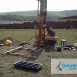 Damifor Tehnic – lider in foraje puturi apa in Moldova