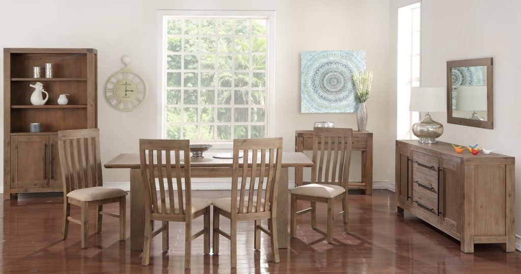 mobila living/dining lemn masiv FANTASY