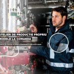 Magazinele de echipamente de protecție s-au mutat în online